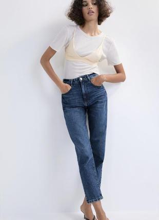 Жіночі джинси zara! оригінал! іспанія!