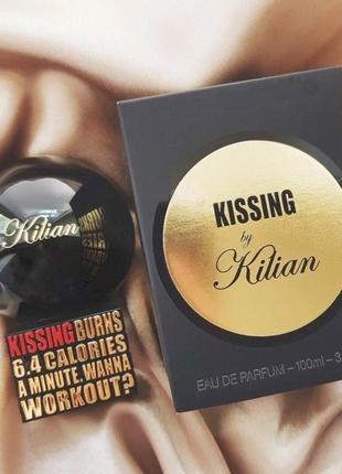 Kilian kissing burns оригинал_eau de parfum 3 мл затест_парфюм.вода