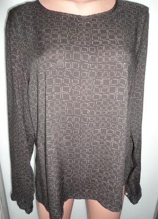 Блуза с застежкой сзади на спинке