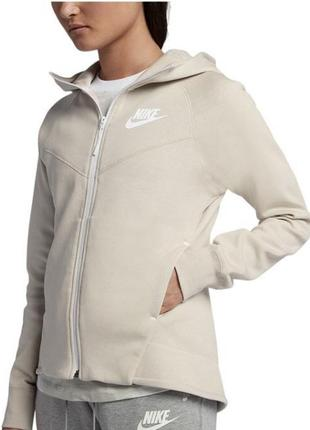 Толстовка nike tech fleece