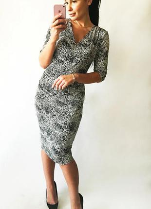 Платье миди от south