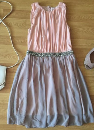 Вечернее платье. размер l можно xl. нежное и очень красивое. atmosphere