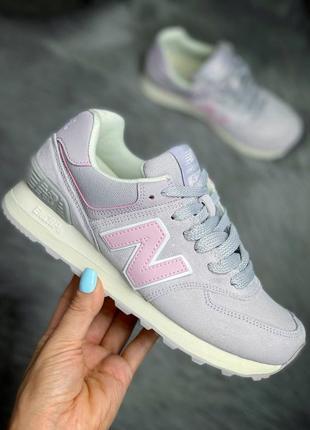Замшевые, крутые кроссовки new balance