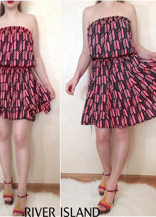 Новое платье-трансформер от бренда river island beach размер s