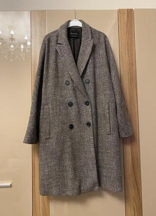 Пальто massimo dutti m