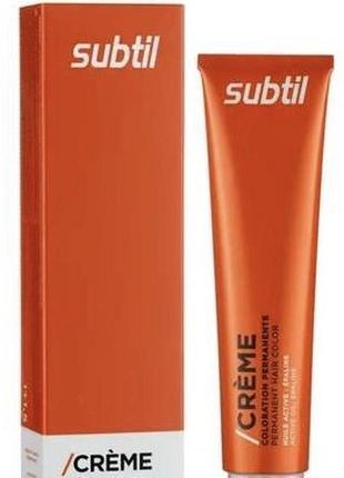 Стойкая крем краска для волос labolatoire ducastel france 4 оттенок