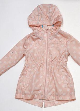 Куртка-ветровка parka in a pocket, 3-4 года. в идеале.