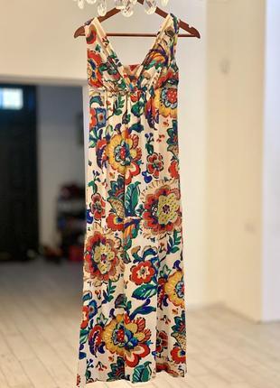 Платье сарафан tory burch