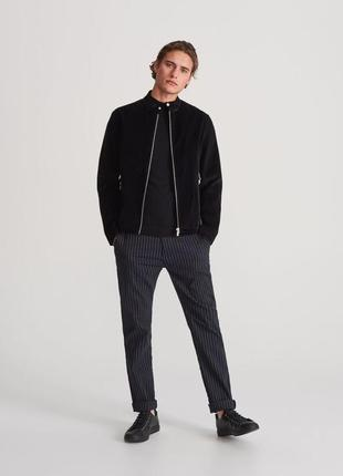 Куртка - бомбер мужская reserved