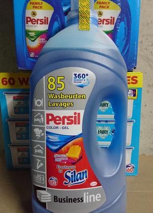 Гель для стирки persil color gel    на 85 стирок