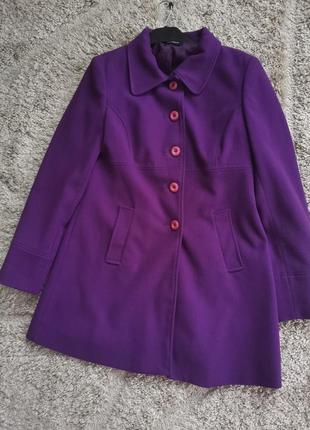 Пальто разлетайка motivi для беременныхвільного корою для вагітних
