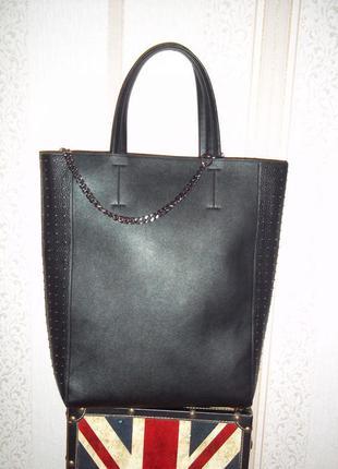 Sale sale sale сумка шоппер с цепью reserved
