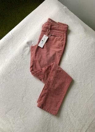 Брюки новые вельветовые штаны вельветы оригинал 38/м tom tailor