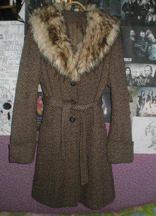 Пальто divided