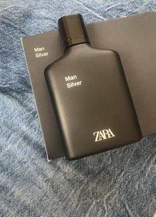 Парфуми чоловічі zara man