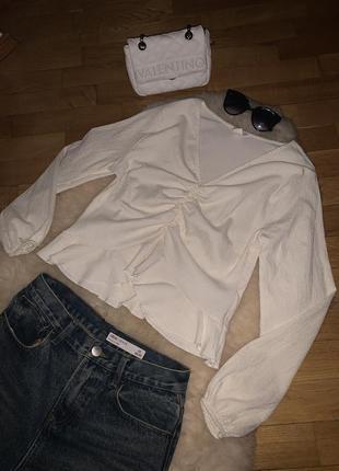 Блуза ivory
