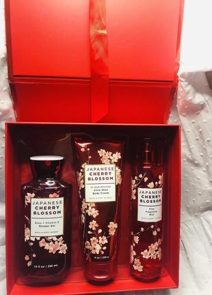 Подарочный набор japanese cherry blossom