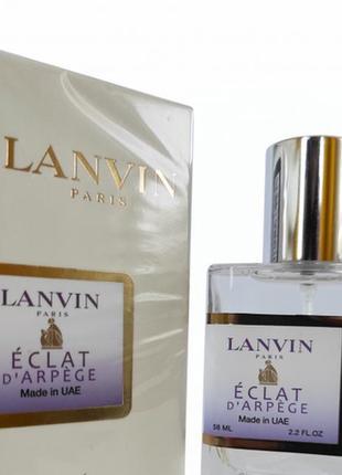 Парфюмированная вода lanvin eclat