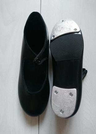 Туфлі для танців степовки