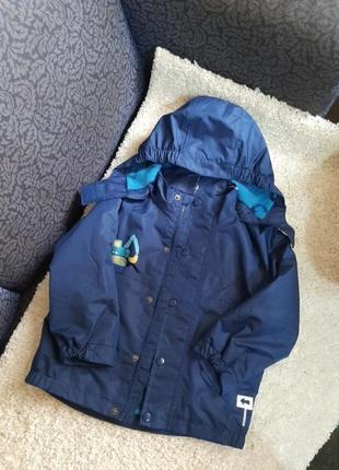 Стильнячая куртка на мальчика!