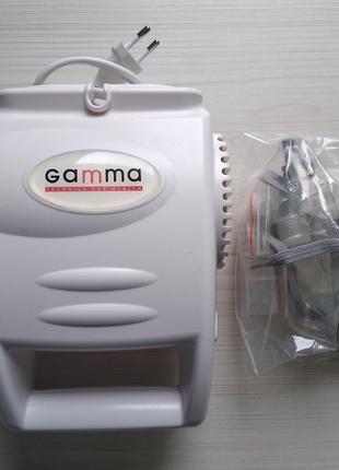 Інгалятор небулайзер гамма