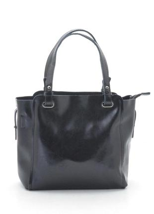 Кожаная сумка 8610 (3 цвета)