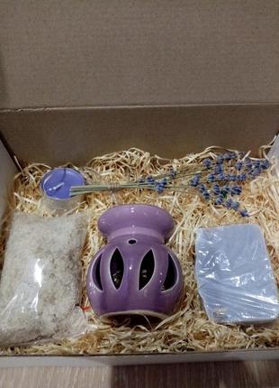 Подарочный набор violet