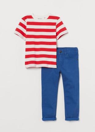 Костюм комплект-двойка для мальчика h&m сша футболка штани