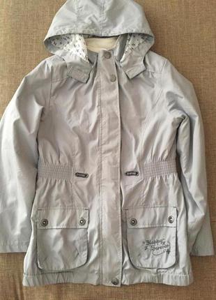 Курточка-ветровка 2в1