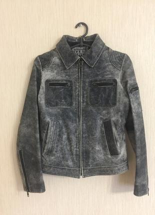 Куртка байкерская yes or no
