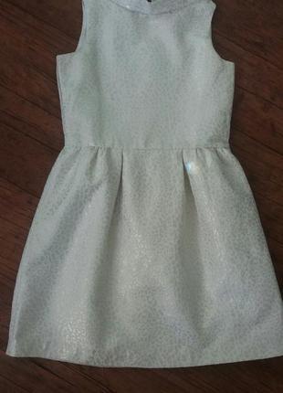 Платье для особого случая 10-12 лет