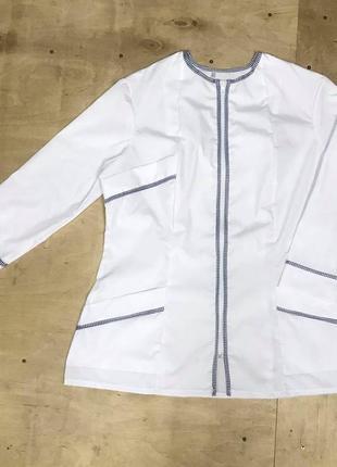 Р-р m l xl xxl , медицинський одяг, одяг медпрацівника, жакет