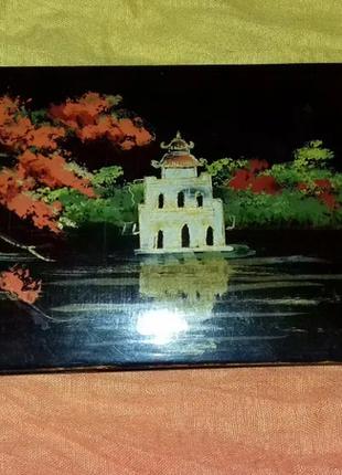 Альбом из дерева.