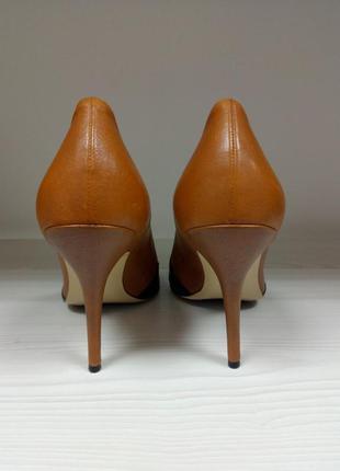 Туфли/кожаные/весенние/ удобные/бренд  hogl/классика/ 40 размер3