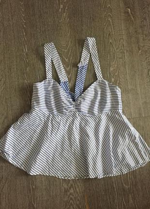Блуза-майка