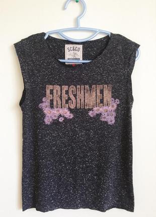 Очень крутая футболка от известного бренда sc&so