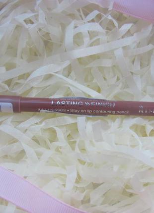 Карандаш для губ rimmel lasting finish 1000 kisses оттен. 049