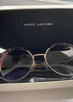 Очки marc jacobs оригинал новые с дефектом