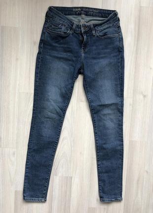 Классические синие джинсы colins