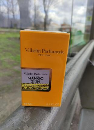 Парфюмированная вода  mango 🥭 skin