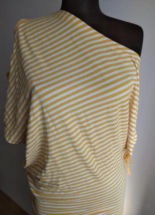 Платье женское на одно плечо