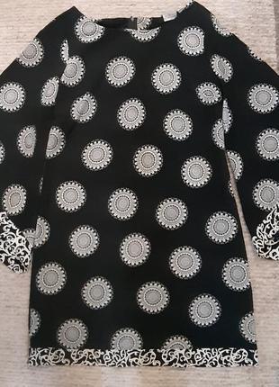 Платье лёгкое в стиле хиппи1 фото