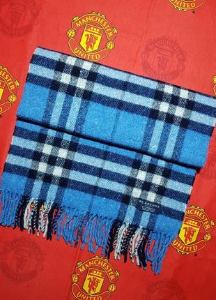 Burberry london original шикарный и очень красивый шарф