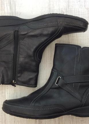 Ботинки из натуральной кожи 38р.