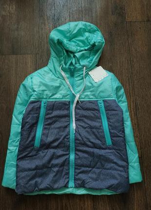 Куртка, легкая курточка, демисезонная 5-6 лет