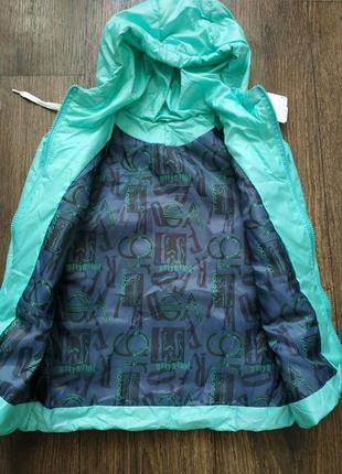 Куртка, легкая курточка, демисезонная 5-6 лет3 фото
