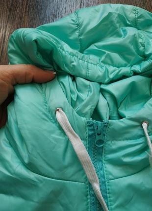Куртка, легкая курточка, демисезонная 5-6 лет4 фото