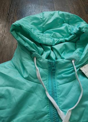 Куртка, легкая курточка, демисезонная 5-6 лет5 фото