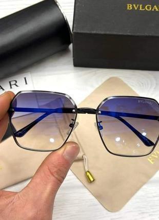Солнцезащитные очки  bvlgari ассортимент