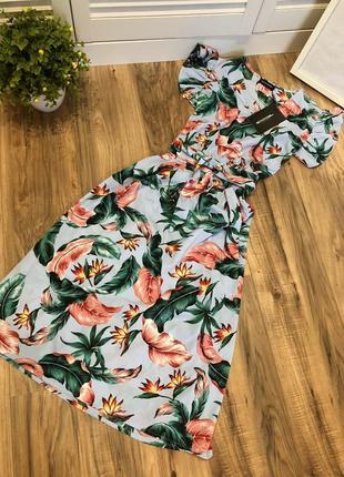 Платье миди тренд 2021